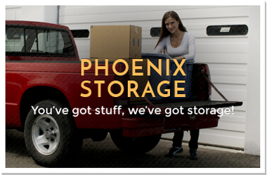 Graphic link to Phoenix Storage information