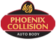 Phoenix Collision logo for footer
